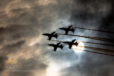 Midnight Hawks by villeah