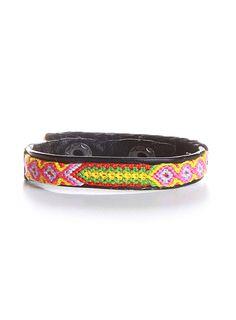 Leather Friendship Bracelet - Accessories