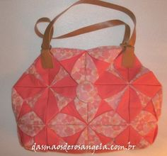 Four petals purse