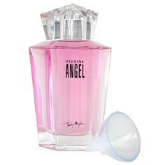 Garden of Star - Peony Angel by Thierry Mugler. Will have to check just how many there are in this range - so far I know of three. Thierry Mugler, Peony, Exotic, Perfume Bottles, Fragrance, Lily, Range, Stars, Chic