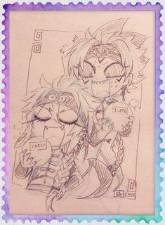 Nanbaka Anime, Musashi, Baby G, Manga, Chibi, Otaku, Drawings, Dark Anime, Kawaii Things