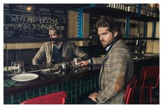 All the latest men's fashion lookbooks and advertising campaigns are showcased at FashionBeans. Click here to see more images from the Forecast Autumn/Winter 2014 Advertising Campaign