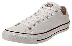 Converse Chuck Taylor All Star, Sneakers Unisex - Adulto, Bianco (Optical  White), 37 EU