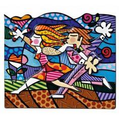 """Déco Murale """"Love Blossoms"""" Fleurs d'Amour"""