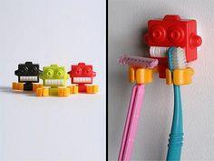 Cool toothbrush holder! Follow Phan Dental Today! https://www.facebook.com/phandentalyeg https://twitter.com/PhanDental