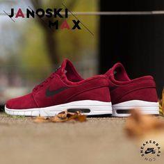 nike #nikesb #stefanjanoski Nike Stefan Janoski Max L