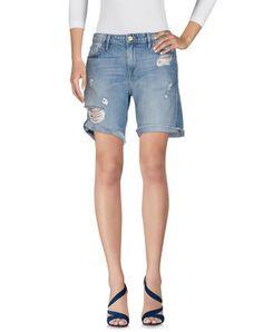 Frame Denim Shorts In Blue Beach Wear, Frame Denim, Denim Fashion, Bermuda Shorts, Dresser, Denim Shorts, Cotton, Blue, Collection