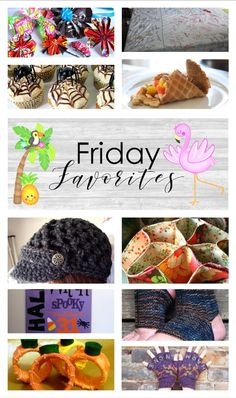 Friday Favorites No. 500 on Crafty Staci #fridayfavorites #flashbackfriday #craftystaci