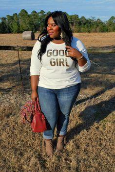 Good girl ootd