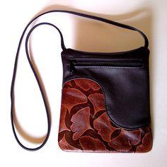 Ginkgo purse