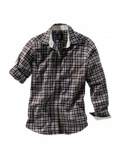aab47199e2660 GASTON J. GLOCK style LP Expands Men and Women's Hunting Apparel Line with  new Plaid Shirt Collection