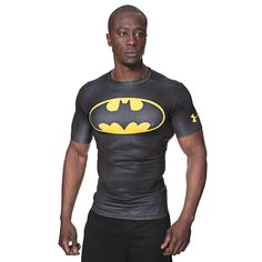 Batman Compression Shirt / Black
