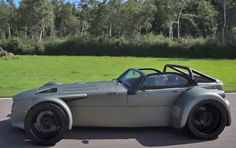 Donkervoort D8 GTO (video)