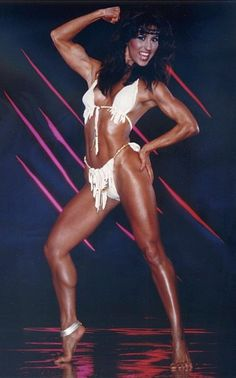Rachel McLish Bodybuilder, the first Ms. Olympia and #Fitness Model http://hubpages.com/sports/Rachel-McLish