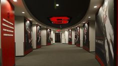 Stanford Football Facility