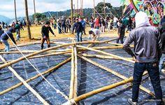 Sumpango Guatemala - Festival de Barriletes Gigantes (Giant Kite Festival)