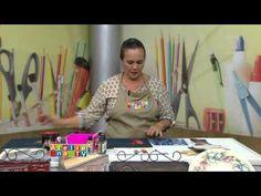 Ateliê na TV - TV Gazeta - 02.05.16 - Cristiane Bicudo - YouTube
