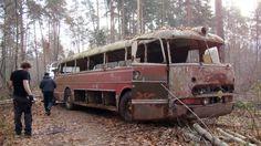 Abandoned Vehicles, Abandoned Cars, Busses, Aston Martin, Motorhome, Peugeot, Harley Davidson, Toyota, Old Things