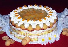 Tiramisu, Birthday Cake, Ethnic Recipes, Food, Pineapple, Birthday Cakes, Essen, Meals, Tiramisu Cake