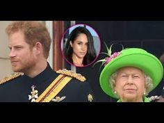 Prince Harry's Engagement Sidelined By Queen Elizabeth Due To Meghan Markle's Scandalous Past - YouTube