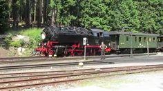 Ausflug mit dem MHI Jubiläumszug mit der Harzer Schmalspurbahn.