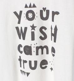 Imagen 4 de Camiseta texto de Zara