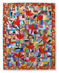nifty quilts: A Couple of Finishes