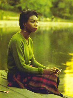 "partialboner: "" Nina Simone """