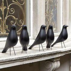 'Bird' Charles & Ray Eames