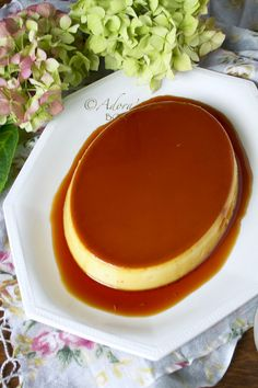 Leche flan or creme caramel bridges the gap between all taste borders. It is loved by all people no matter where they are from. N...