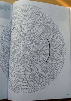 - Inspirations Croche with Any Lucy: Collect Crochet Doily Diagram, Crochet Mandala, Crochet Chart, Crochet Doilies, Crochet Stitches, Crochet Circle Vest, Crochet Circles, Crochet Round, Gilet Crochet