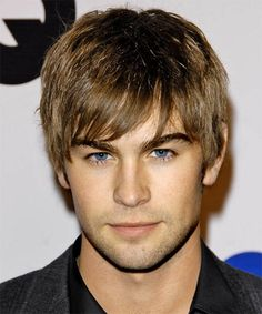 Chace Crawford Hairstyle - Short Straight Casual -