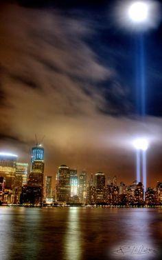 Twin Towers,twin lights
