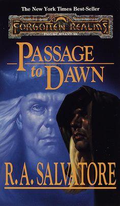 ☆ Passage to Dawn :¦: Author R.A Salvatore ☆