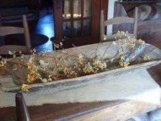 wonderful rather long dough bowl oe trough.