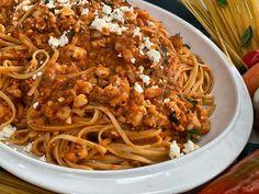 'Μπολονεζ' Γαρίδας - Lambros Vakiaros Orzo, Main Dishes, Spaghetti, Pasta, Ethnic Recipes, Food, Pisces, Main Course Dishes, Entrees