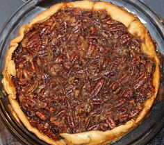 Crockpot Pecan Pie - My favorite. Can eat it all at once
