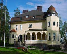 Rantalinna Manor, Finland