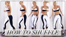 Never thought a dancing video could be so requested on my channel. Hope you guys enjoy learning these shuffle moves and if you do give this a t. Dance Tips, Dance Lessons, Dance Moves, Power Workout, Low Impact Cardio Workout, Shuffle Dance Lernen, How To Shuffle Dance, Types Of Ballroom Dances, Dance Tutorial