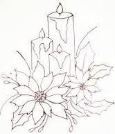 Resultado de imagen para dibujos de navidad en vitral
