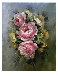 Welcome to the Jansen Art Gallery Rose Oil Painting, Watercolor Paintings, Art Floral, Beautiful Flowers Wallpapers, Selling Paintings, Painting Lessons, Flower Wallpaper, Acrylic Art, Beautiful Paintings