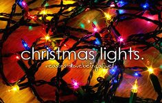 christmas light♥