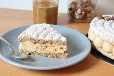 Succès au praliné ultra gourmand - Recette Olivia Pâtisse Dacquoise, Brownie Cookies, Mini Cakes, Meringue, Panna Cotta, Muffins, Food And Drink, Fruit, Cooking