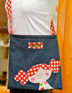 Jean reciclado bolsos 13
