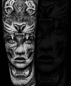 Die besten Tattoo Ideen für Frauen und Männer: Daniel Silva Tattoos