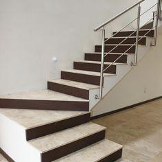 Naturstein Treppen sind die schönste Art Höhenunterschiede als Kunstwerk zu gestalten.
