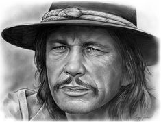 Charles Bronson by gregchapin on deviantART ~ artist Greg Joens Celebrity Caricatures, Celebrity Drawings, Celebrity Portraits, Portrait Au Crayon, Pencil Portrait, Portrait Art, Charles Bronson, Realistic Pencil Drawings, Art Drawings
