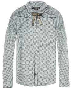 e60093fe84b9 Western Inspired Shirt - Scotch Košele A Tričká