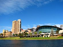 Adelaide, South Australia... Been in the airport... Would love to go into the city!