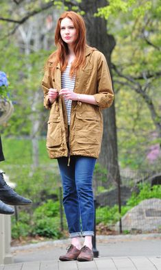 Loving that Amy Pond style.